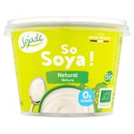 Sojade Organic Plain Bifidus Soya Yogurt Alternative