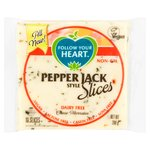 Follow Your Heart Dairy Free Pepper Jack Slices