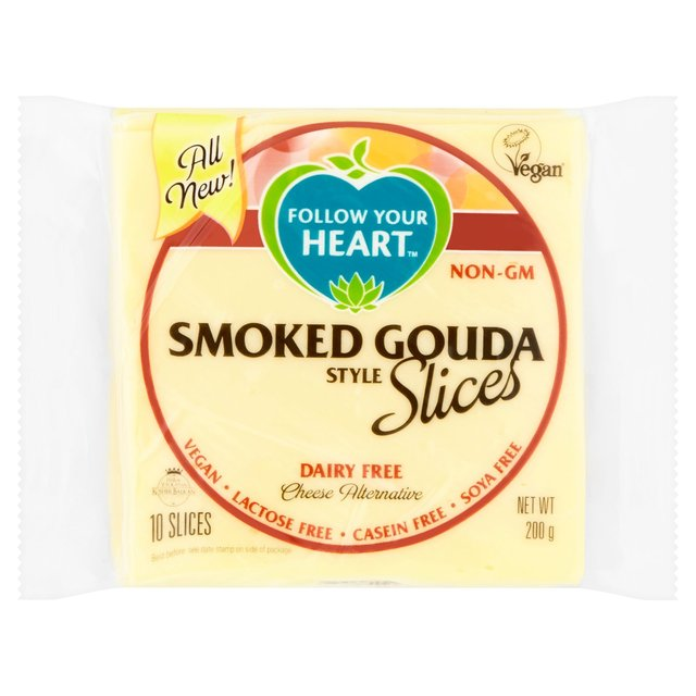 Follow Your Heart Dairy Free Smoked Gouda Slices