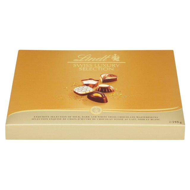 Lindt Swiss Luxury Selection Ocado