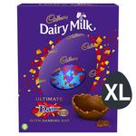 Cadbury Daim Inclusions Giant Egg