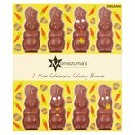 Montezuma's Organic Milk Chocolate Cheeky Bunnies