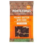 Montezuma's Dark Chocolate Mini Eggs with Peanut Butter