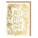 Ohh Deer Step Mum Card