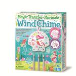 Magic Transfer Mermaid Wind Chime