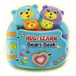 LeapFrog Hug & Rhyme Bears Book, 6mths+