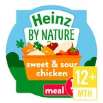 Heinz Sweet & Sour Chicken and Rice