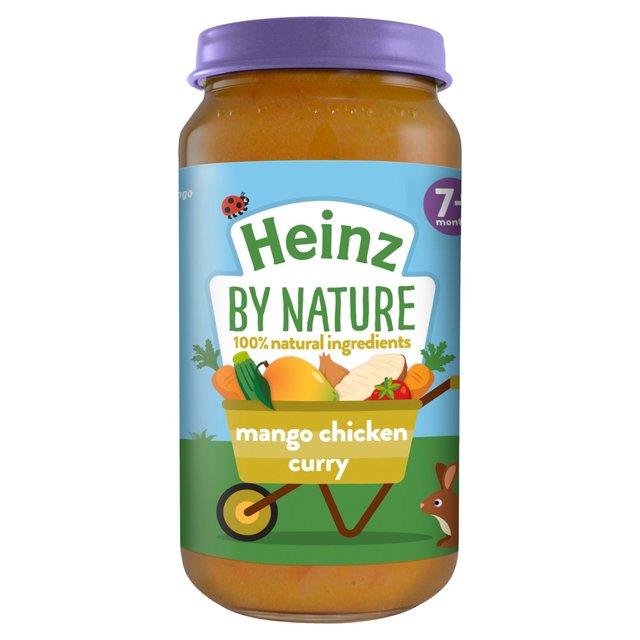 Heinz Mango Chicken Curry Ocado