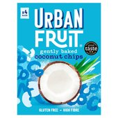 Urban Fruit Coconut Chips Straight Up