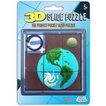 Slide Puzzle Earth & Moon
