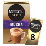 Nescafe Gold Mocha Coffee