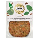 Biona Organic Sweet Potato Buckwheat Burger