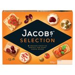 Jacob's Crackers Biscuit For Cheese