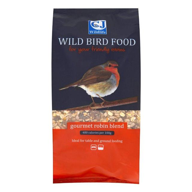 CJ Wildlife Gourmet Robin Blend Bird Food 1.5Ltr