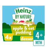 Heinz Apple with Oat Pudding