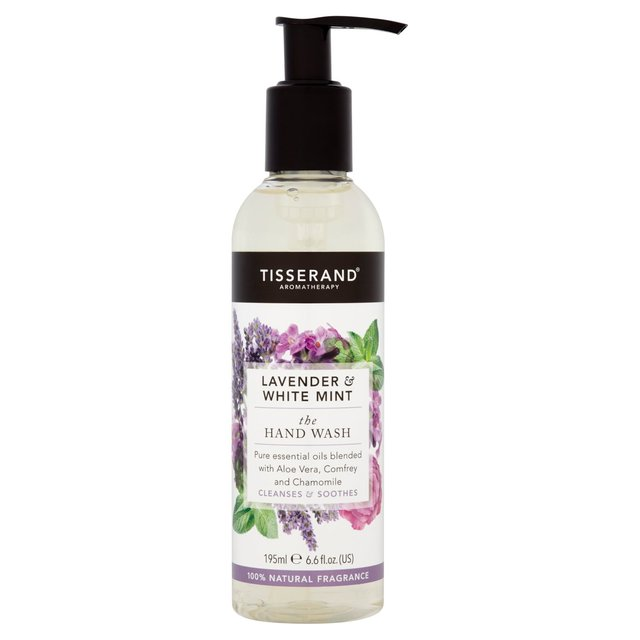 Tisserand Lavender & White Mint The Hand Wash