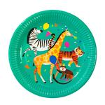 Party Animals Plate Pack Talking Tables