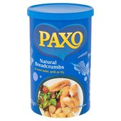 Paxo Natural Breadcrumbs