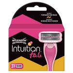 Wilkinson Sword Intuition FAB Women's Razor Blades