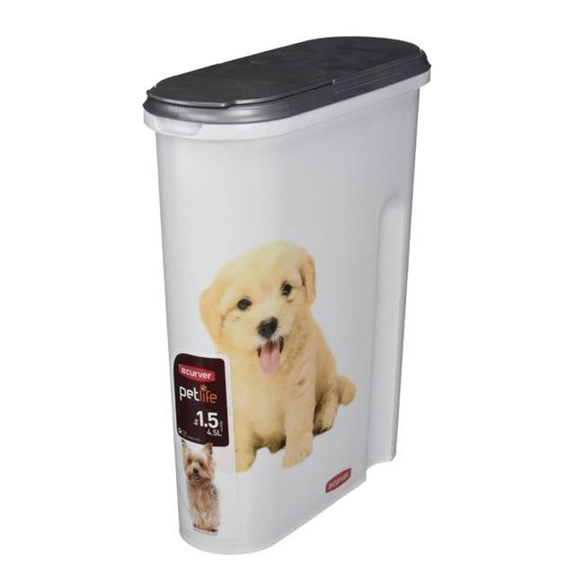 Curver Pet Food Storage Container 1.5kg  sc 1 st  Ocado & Curver Pet Food Storage Container 1.5kg from Ocado