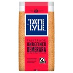 Tate & Lyle Fairtrade Demerara Sugar
