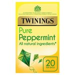 Twinings Pure Peppermint Tea Bags