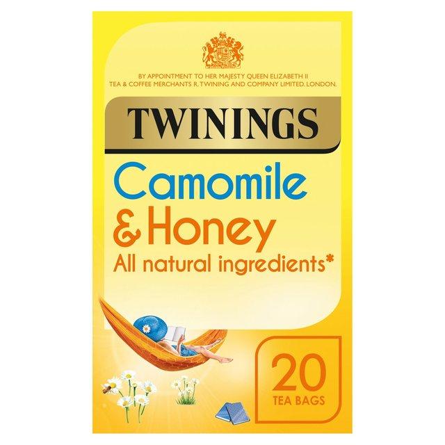 Twinings Camomile & Honey Tea Bags   Ocado