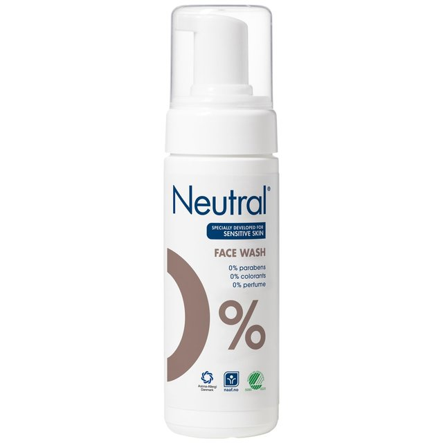 Neutral 0% Face Wash