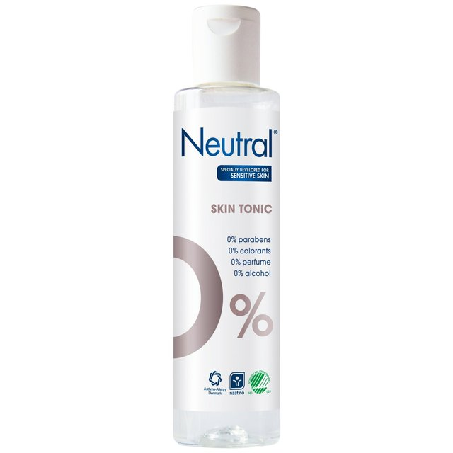 Neutral 0% Face Tonic