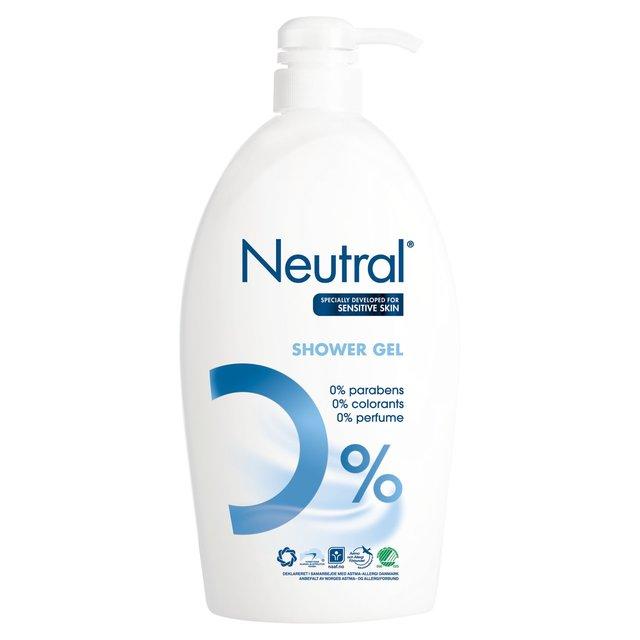 shower gel for sensitive skin