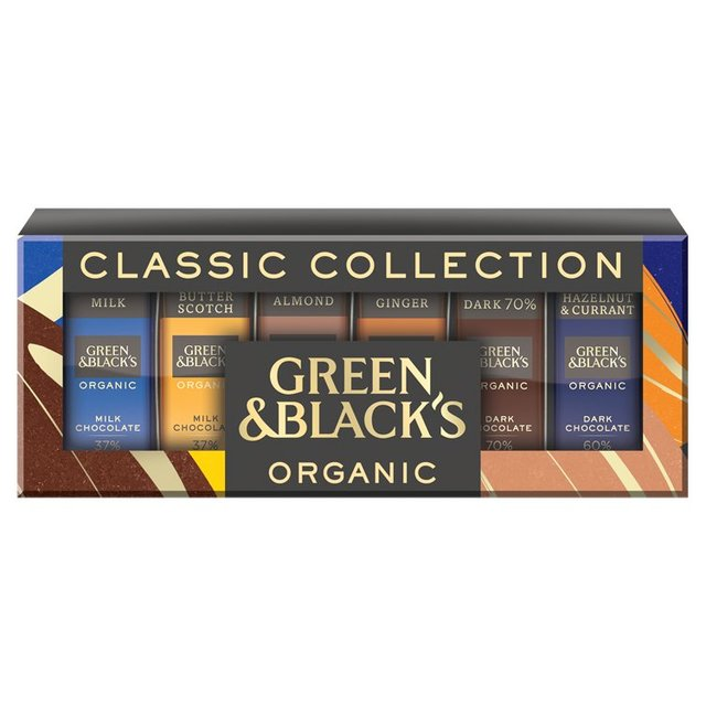 Green & Black's Classic Collection