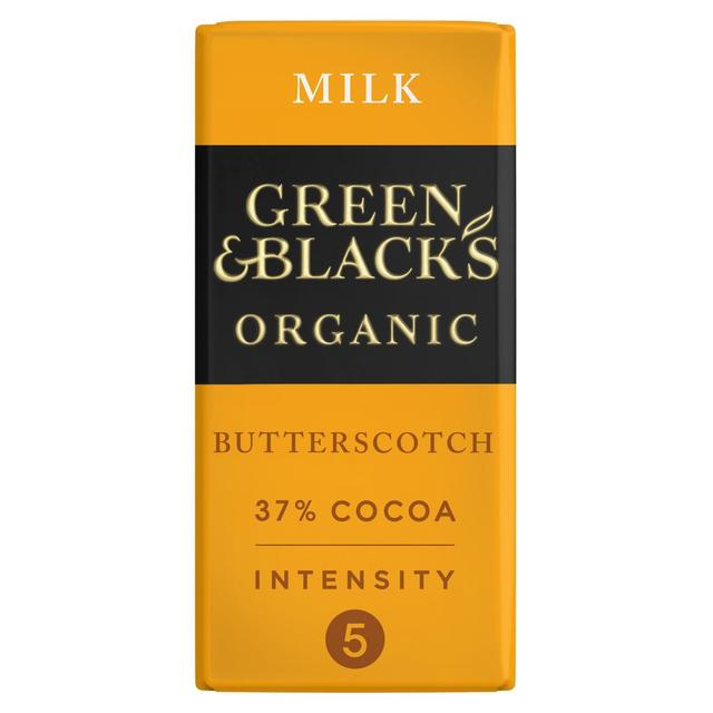 Green & Black's Butterscotch Milk