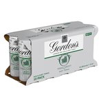 Gordon's Gin & Slimline Tonic 10 X 250ml