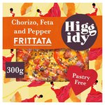 Higgidy Chorizo And Red Pepper Frittata