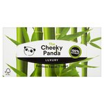 Cheeky Panda Natural Bamboo Facial Tissues
