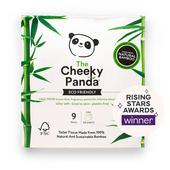 Cheeky Panda Natural Bamboo Toilet Tissue