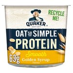 Quaker Oat So Simple Protein Porridge Pot Golden Syrup