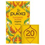 Pukka Turmeric Active Herbal Tea Bags