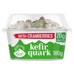 Bio-tiful Dairy Kefir-Quark Cranberry