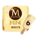 Magnum Mini White Ice Cream
