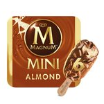 Magnum Mini Almond Ice Cream