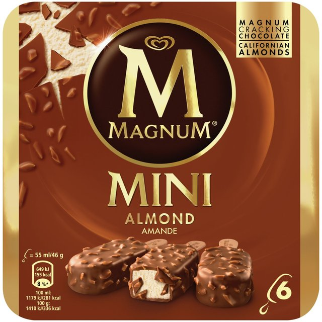 magnum mandel kcal