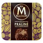 Magnum Chocolate & Hazelnut Praline Ice Cream