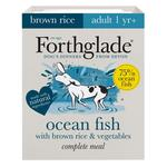 Forthglade Complete Adult Ocean Fish with Brown Rice & Veg