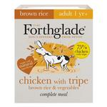 Forthglade Complete Adult Chicken with Tripe & Brown Rice & Veg