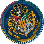 Harry Potter Plates 7""