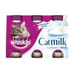 Whiskas Deliciously Good Cat Milk