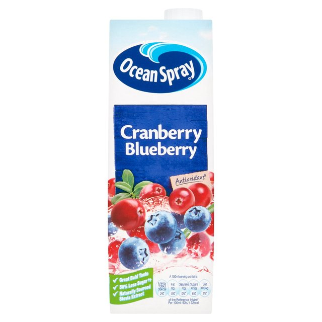 Ocean Spray Cranberry Blueberry Juice Drink