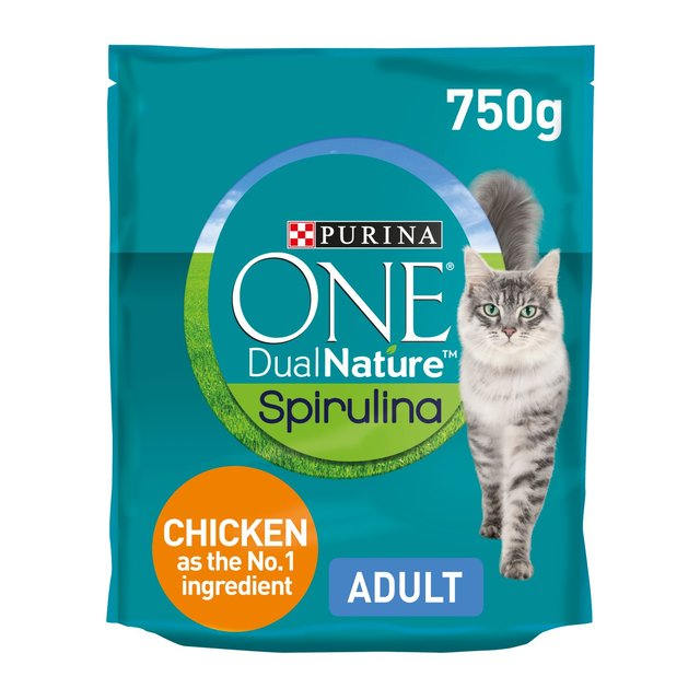 Purina One Dual Nature Adult Cat Food Chicken | Ocado