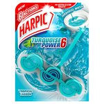 Harpic Fresh Power 6 Tropical Lagoon Turquoise Water